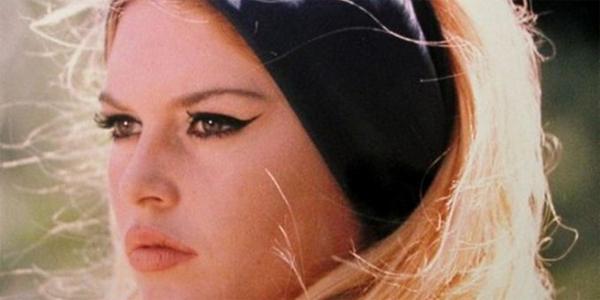 Bardot dans le Mépris de Godard