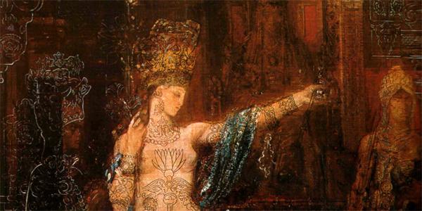Gustave Moreau - Salomé