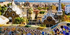 Barcelone et Gaudi