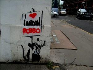 Voyage à Londres - Novembre 2010 - Banksy