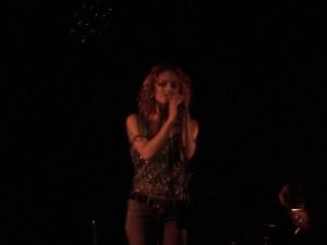 Vanessa Paradis au Casino de Paris - Juin 2010