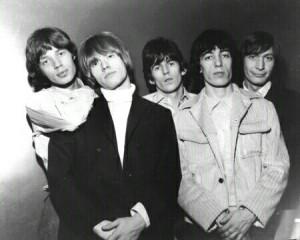 Jagger, Jones, Richards, Wyman et Watts © DR