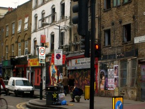 Quartier de Brick Lane