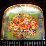 Tableau Floral - Murakami