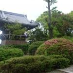 Temple et Jardin à Kyoto