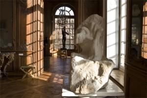 Intérieur de l'Hôtel Biron / Crédit photo : Musée Rodin