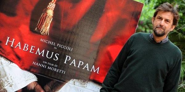 Habemus Papam de Moretti à Cannes