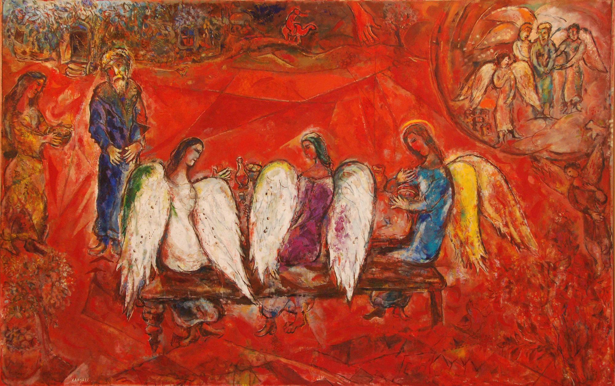Luzycalor chagall 4 for Marc chagall paris vu de ma fenetre