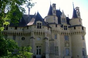 Château d'Ussé - Château de la Belle au Bois Dormant
