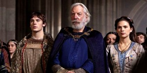 The Pillars of The Earth - Donald Sutherland