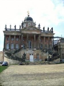 Le Domaine du Sans-Souci à Potsdam