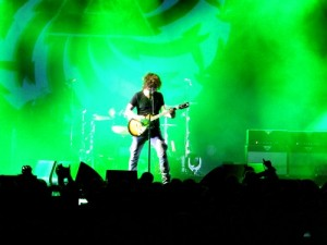 Soundgarden au Zénith