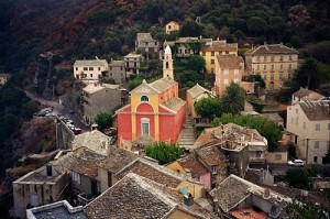 Village de Nonza - Cap Corse
