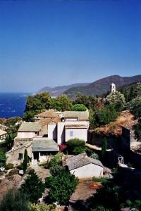 village Nonza Corse