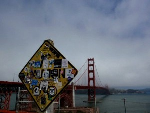 Golden Gate Cloudy