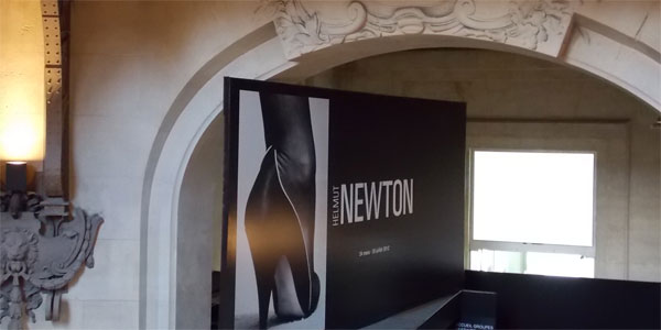 Expo Helmut Newton au Grand Palais