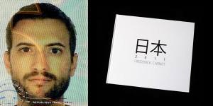 frederick carnet japon