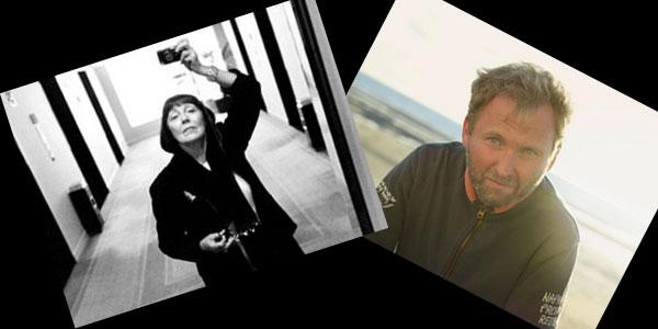 Alice Springs et Cédric Delsaux à la Maison Européenne de la Photographie