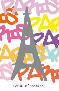 Paris m'obstine