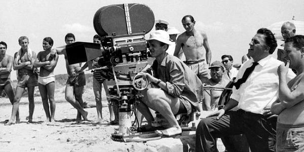 Fellini tournant Huit et Demi