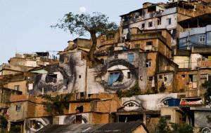 JR - 28MM, Women are heroes, Favela Morro Da Providencia, Rio de Janeiro