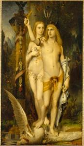 Gustave Moreau - Jason © Musée d'Orsay