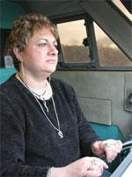 Sylvie Guedeville - Conducteur TGV
