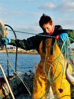 Scarlette Le Corre - Marin pêcheur