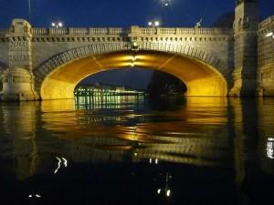Ponte Isabella Turin - © Ugo Segalini