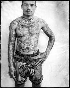 Muay Thai boxer, Bangkok© Cedric Arnold