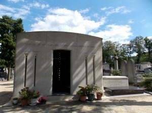Cimetière du Montparnasse - Chapelle des apôtres