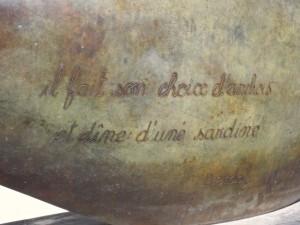 Cimetière du Montparnasse - Enigme mystérieuse