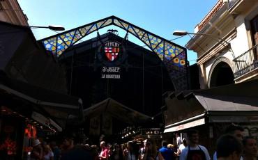 Boqueria - Barcelone