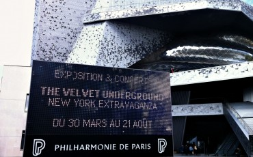 The Velvet Underground - Philharmonie de Paris