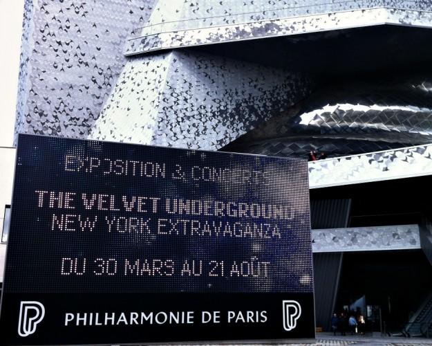 The Velvet Underground - Philharmonie de Paris