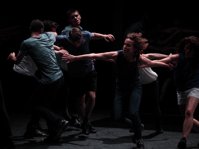 Auguri au théâtre de Chaillot