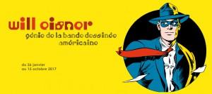 Will Eisner - Musée de la BD Angoulême