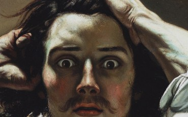 Le désespéré - Gustave Courbet