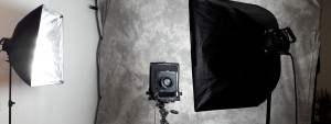 Portrait au collodion humide