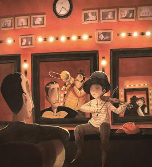 Monsieur Django </p> <p></br><br /> <br/>Lady Swing